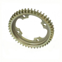 Straight Gear - 43 teeth