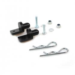Side guard body pins (set)