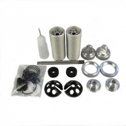 Shock absorbers By-Pass (rear set)