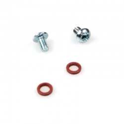 Bleeder with seal ring (set)