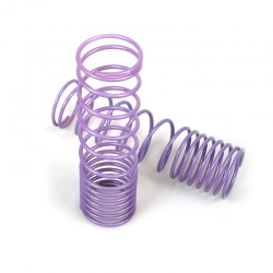 Progressieve springs 85mm (coloured)