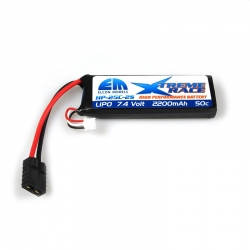 Elcon LiPo battery RX