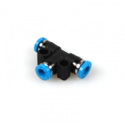 T connector air tube