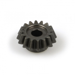 Pinion crownwheel