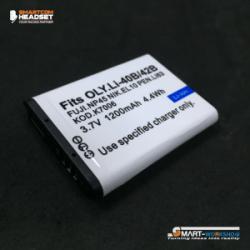 Smart-Com Headset Battery...