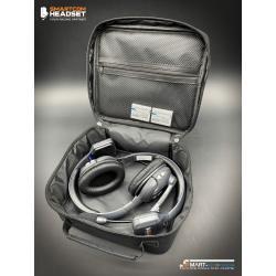 Smart-com headset kit Black
