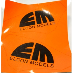 Elcon Models Wing Decals...