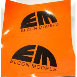 Elcon Models Wing Decals...