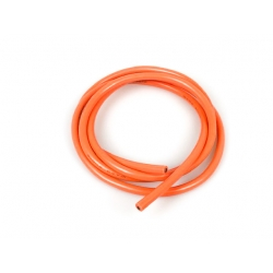 1 Meter 16 AWG wire Orange