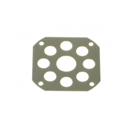 Cover plate for clutch