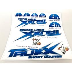 TruxX Sticker set