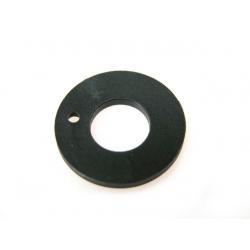 Ring steering plate