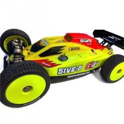 G4-B Pro Racing TLR 5B Losi...