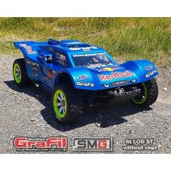SMG Dakarian/SC truck...