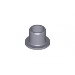 Plastic Bushing - with collar