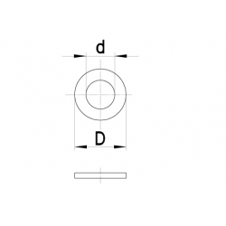 Shim ringen (5 st)