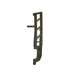 Spoiler carrier (frame)