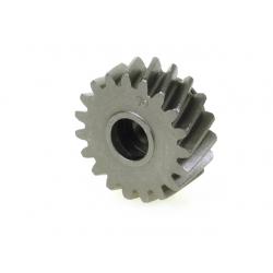 Helical gear Z1