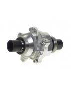 Differential & brake